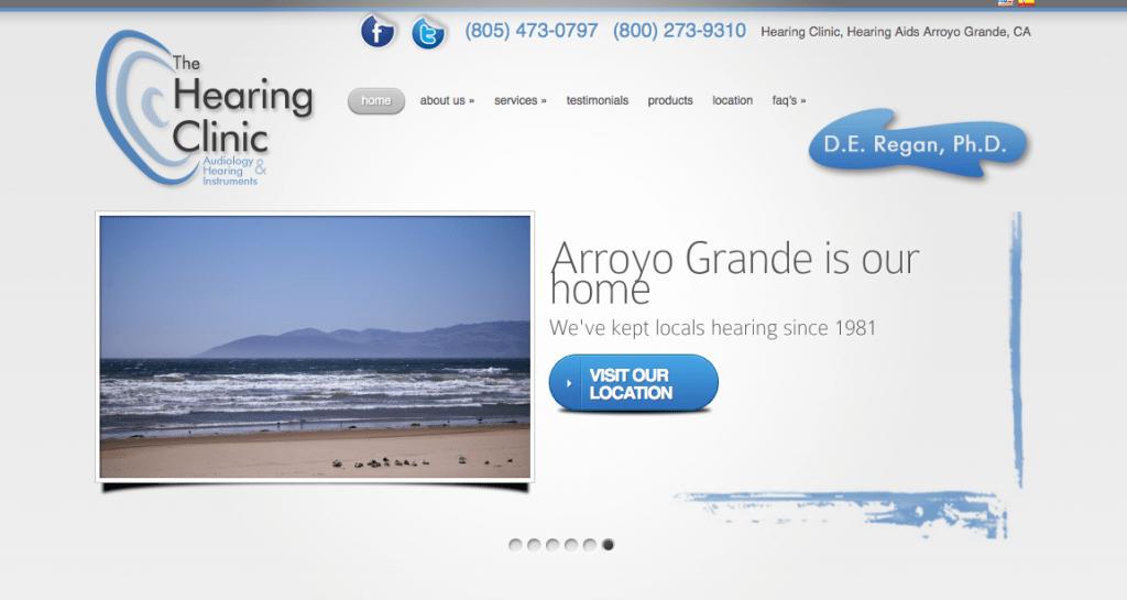 Web Design Arroyo Grande