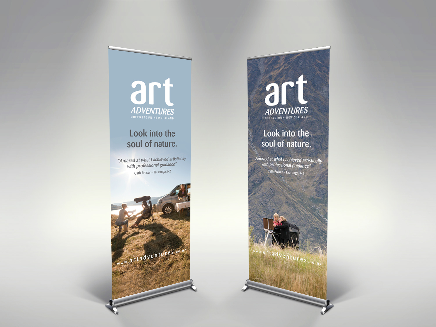 Marketing Exhibition Stand Mockup : Banner design web graphic